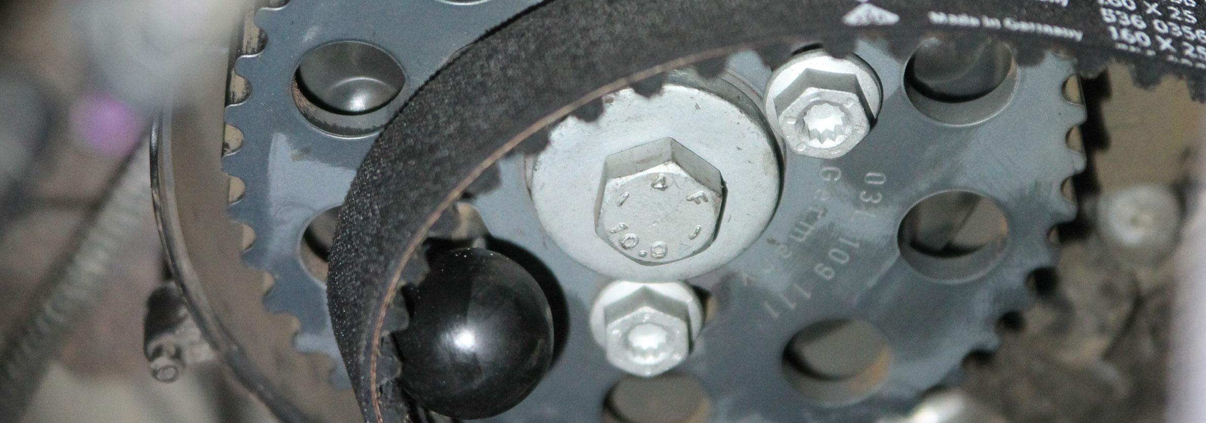 Очередная замена ремня ГРМ. Теперь на Каравелле с мотором 2.0 TDI