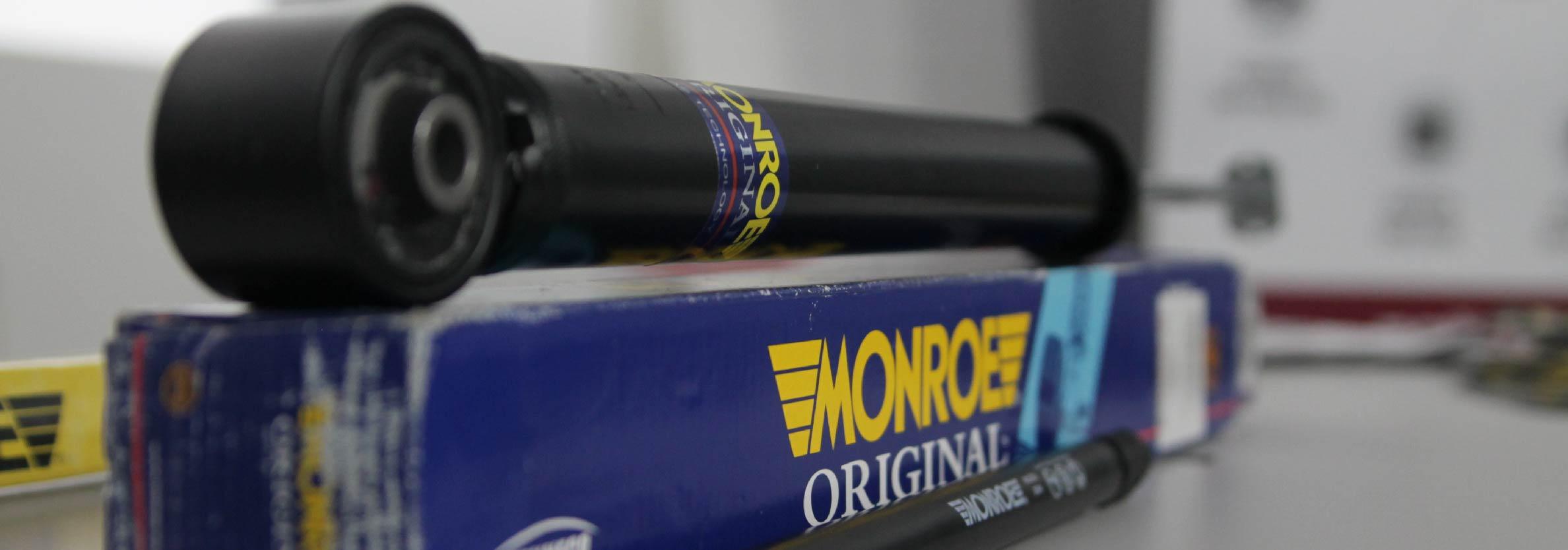 Garage Gurus: амортизаторы MONROE
