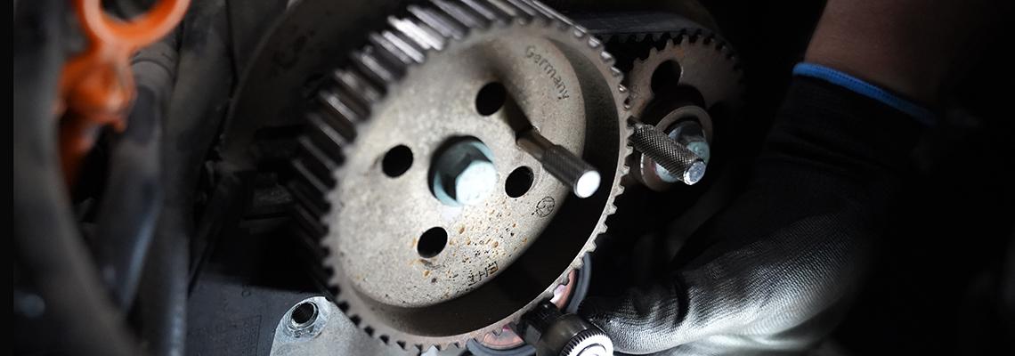 Замена ремня ГРМ на VAG  с моторами 1.4 16V
