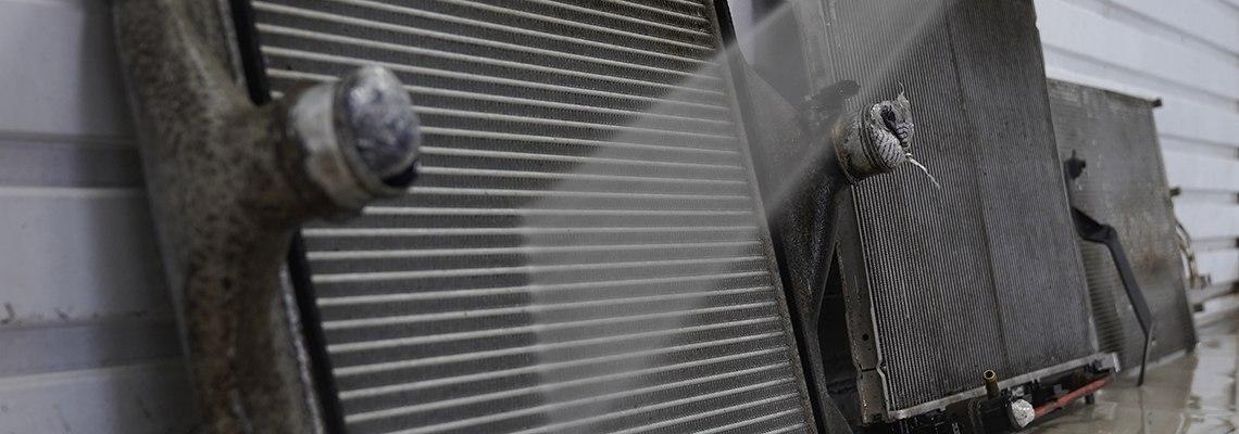 Видеоуроки: мойка всех радиаторов