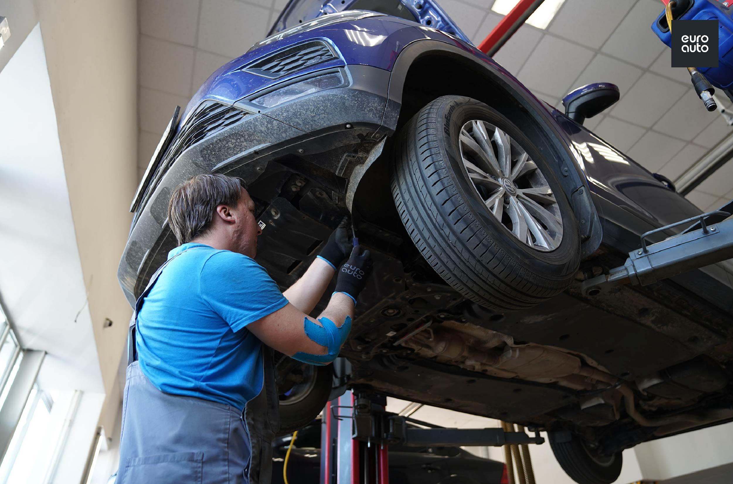 Гарантийный ремонт автомобиля требования гк рф