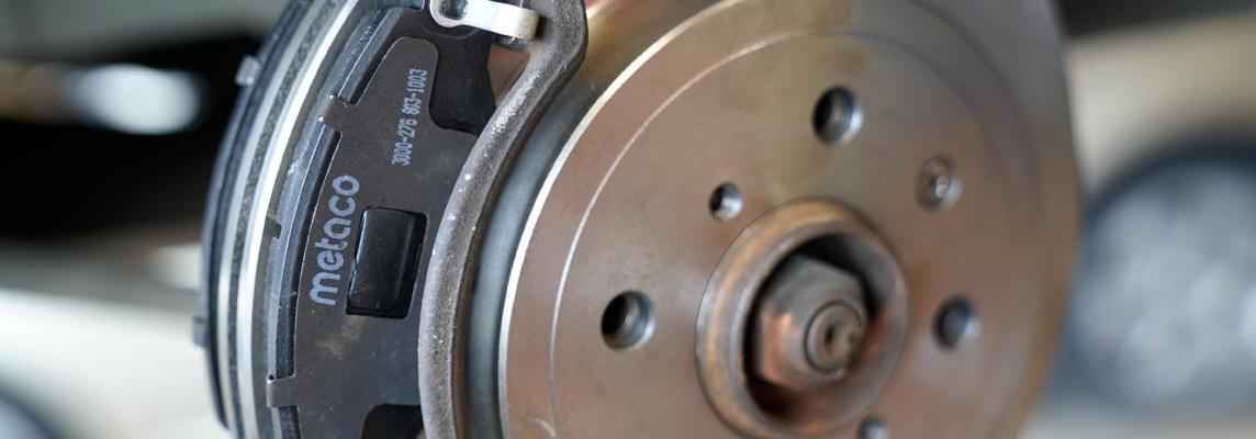 Замена дисков и колодок. Hyundai Solaris