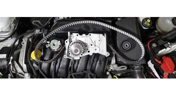 ГРМ на моторах K4M (Renault и Nissan)