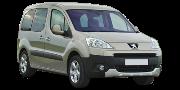 Peugeot Partner Tepee (B9)