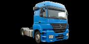 Mercedes Benz Truck Axor 2