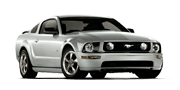 Ford America Mustang