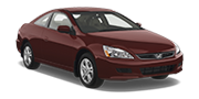 Honda Accord Coupe USA