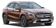 Mercedes Benz GLA-Class X156