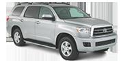 Toyota Sequoia (K3,K4)