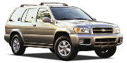 Nissan Terrano /Pathfinder (R50)