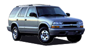 Chevrolet Tahoe I