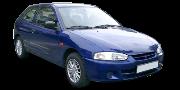 Mitsubishi Colt (CJ)