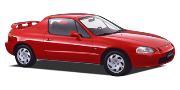 Honda CRX III