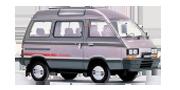 Subaru Minibus KJ8
