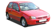 Toyota Starlet P9