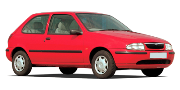Mazda 121 (ZQ)