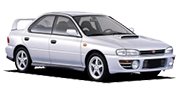 Subaru Impreza (G10)