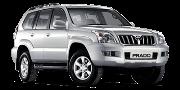 Toyota Land Cruiser (120)-Prado
