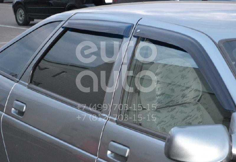 К-кт ветровиков (дефлекторы) бокового стекла Cobra Tuning V0006
