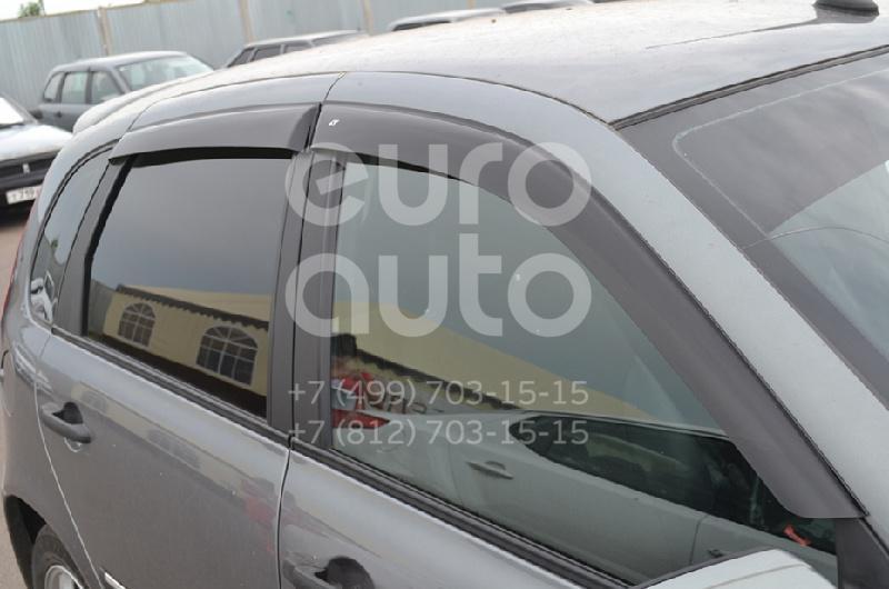 К-кт ветровиков (дефлекторы) бокового стекла Cobra Tuning B0013
