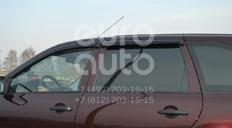 К-кт ветровиков (дефлекторы) бокового стекла Cobra Tuning V0014