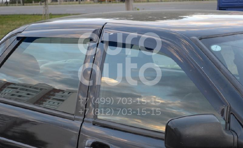 К-кт ветровиков (дефлекторы) бокового стекла Cobra Tuning B0017