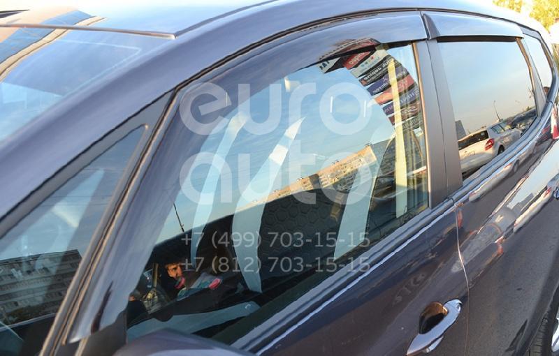 К-кт ветровиков (дефлекторы) бокового стекла Cobra Tuning K12210