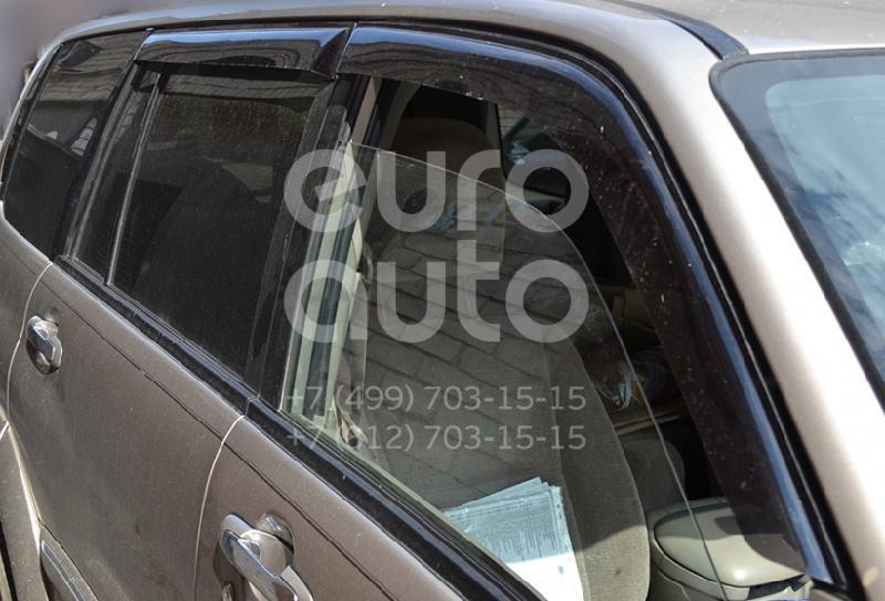 К-кт ветровиков (дефлекторы) бокового стекла Cobra Tuning S50399