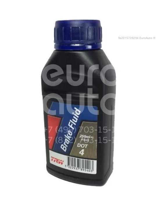 Жидкость тормозная TRW PFB425