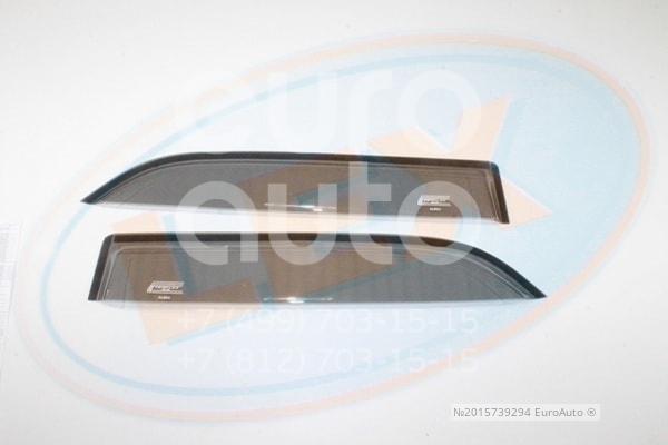 К-кт ветровиков (дефлекторы) бокового стекла Lex DF-2121