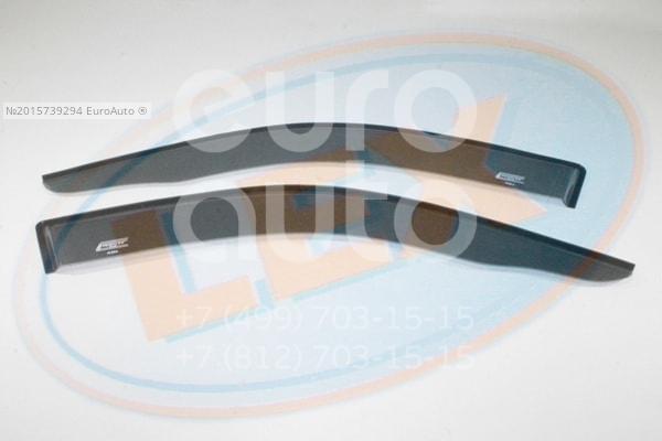 К-кт ветровиков (дефлекторы) бокового стекла Lex DF-2123