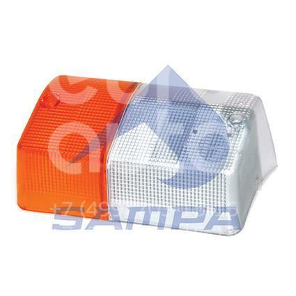 Стекло указателя поворота правого Sampa 042.055