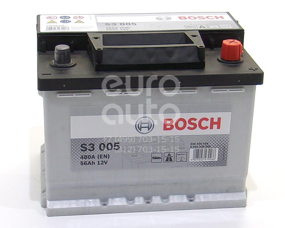Аккумулятор Bosch battery 0092S30050