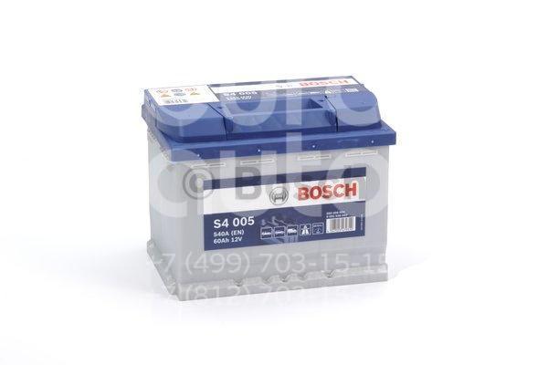 Аккумулятор Bosch battery 0092S40050