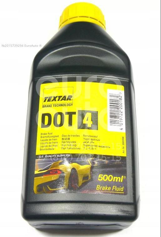 Жидкость тормозная Textar 95002400