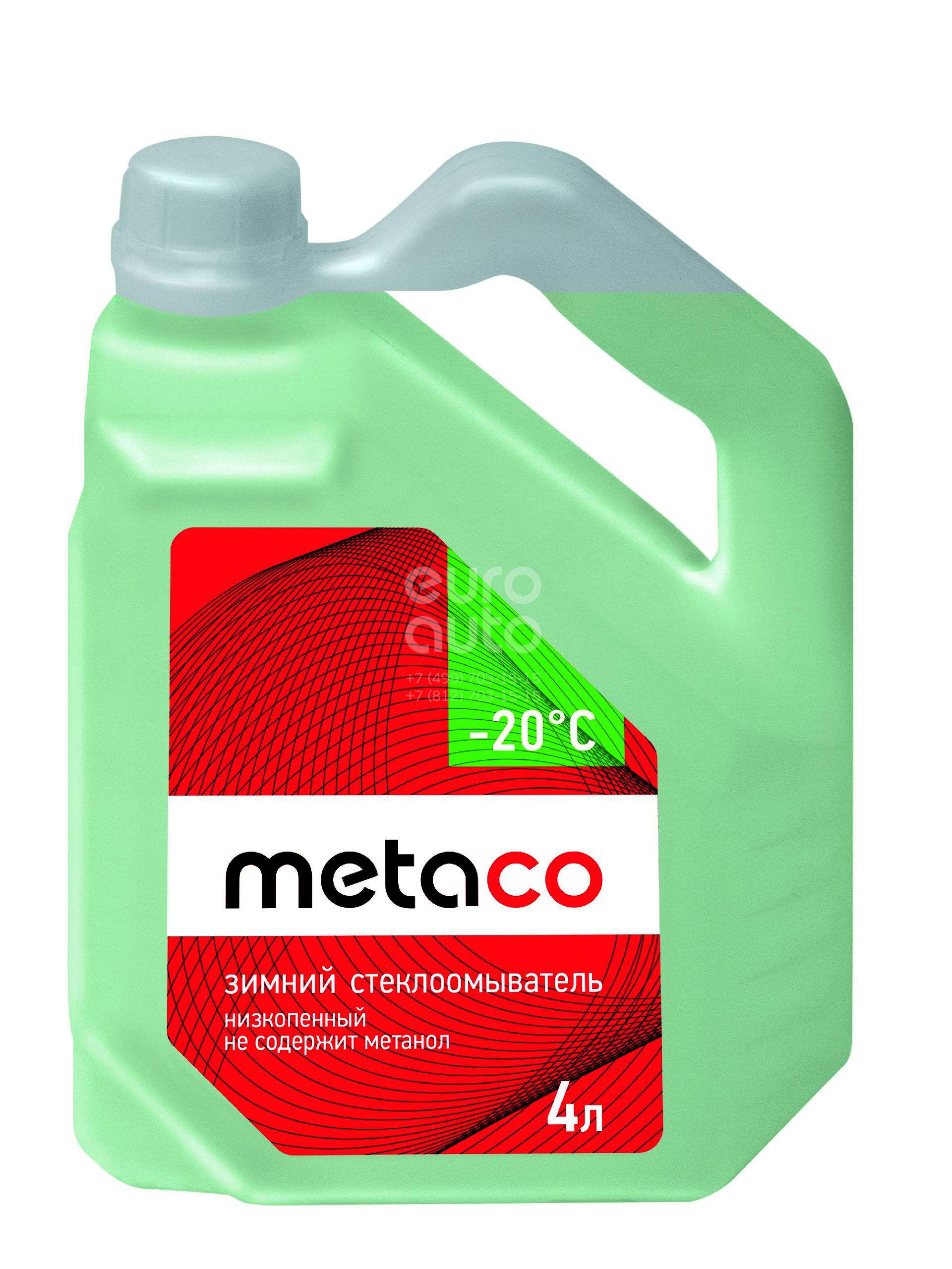 Жидкость омывателя Metaco 998-0420