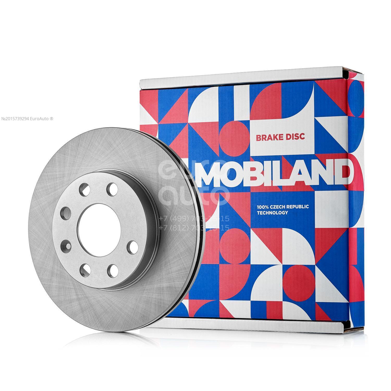 Диск тормозной передний вентилируемый Mobiland 416102601