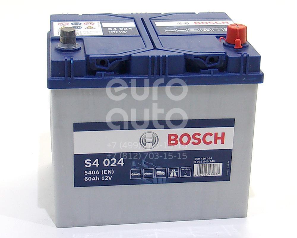 Аккумулятор Bosch battery 0092S40240