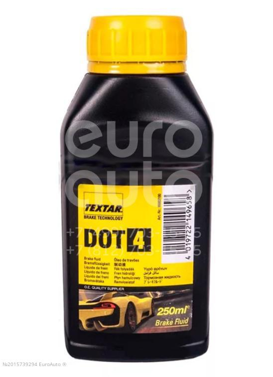 Жидкость тормозная Textar 95002100