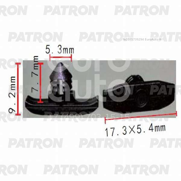 Крепеж (клоп) Patron P37-0328