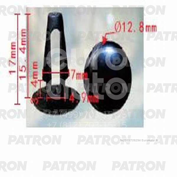 Крепеж (клоп) Patron P37-0340