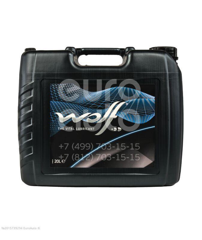 Жидкость тормозная Wolf 8312441