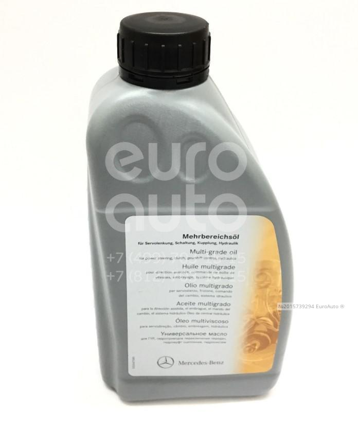 Жидкость гидроусилителя Mercedes Benz 001989240313