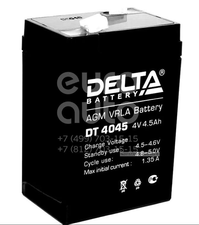 Аккумулятор мото Delta DT4045