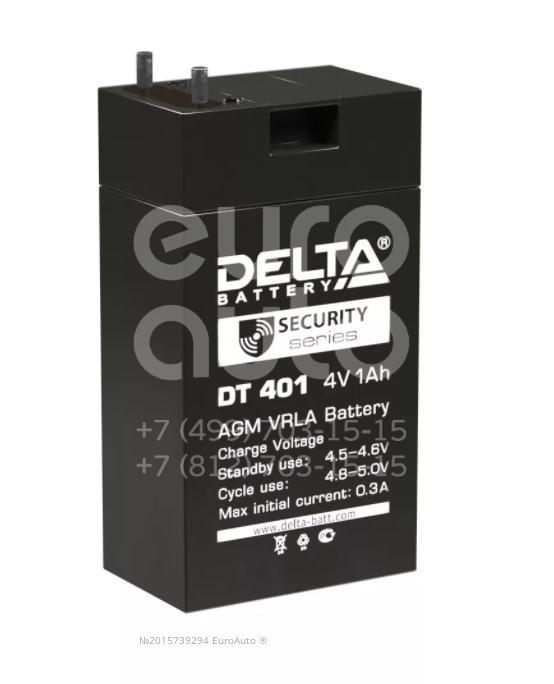 Аккумулятор мото Delta DT401