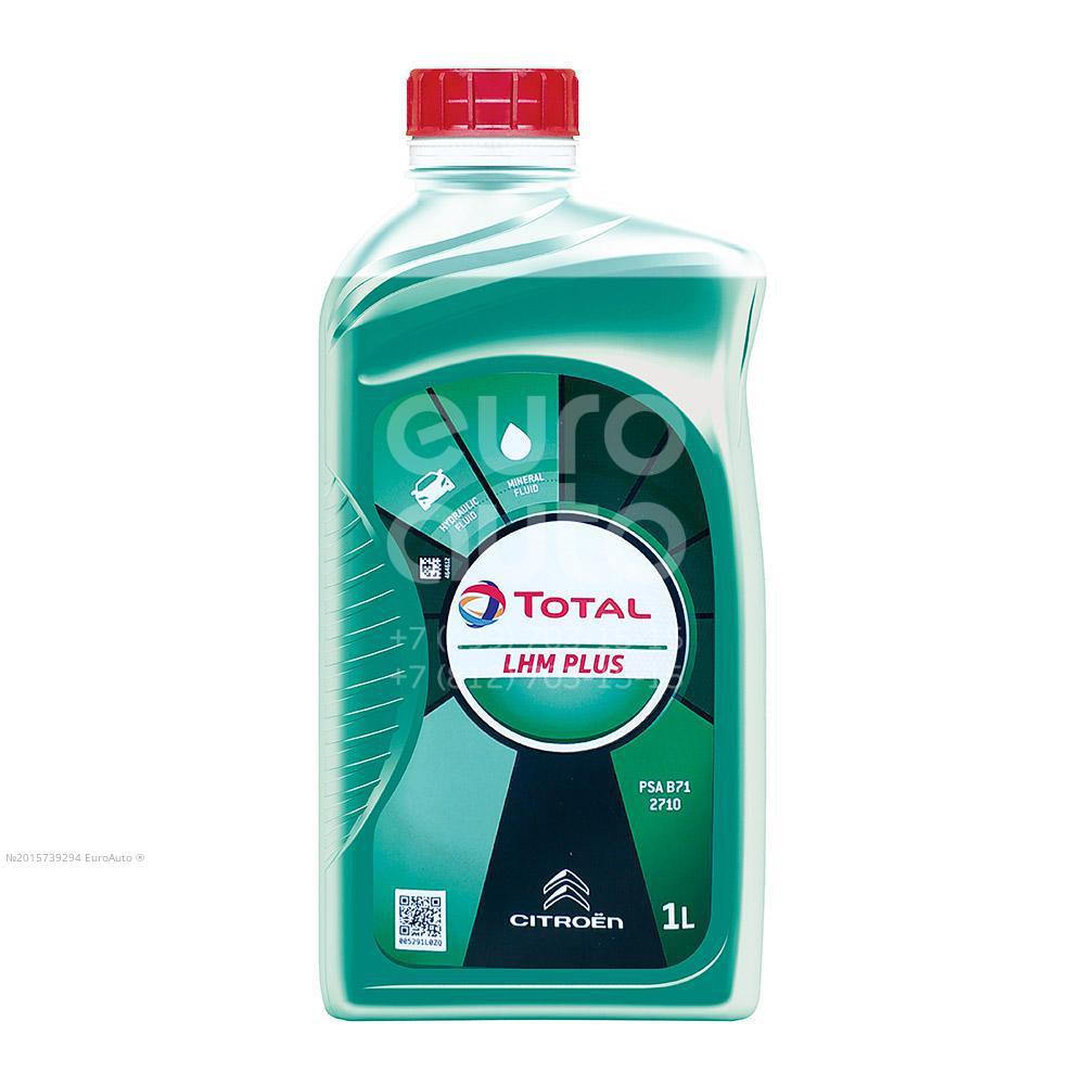 Жидкость гидроусилителя Total LHM-PLUS-1L