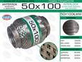 Гофра глушителя EuroEX 50X100ILWM