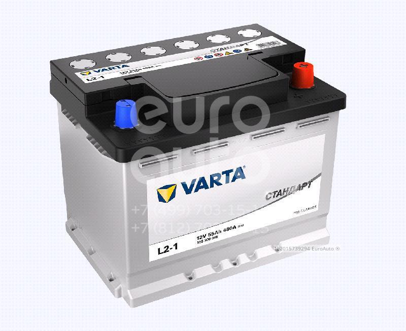 Аккумулятор Varta Standart 555300048