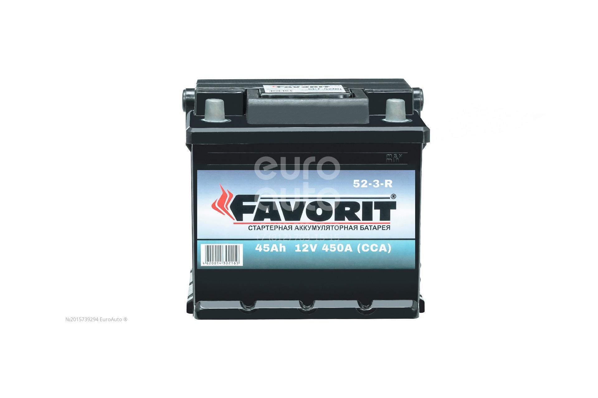 Аккумулятор Favorit 52-3-R