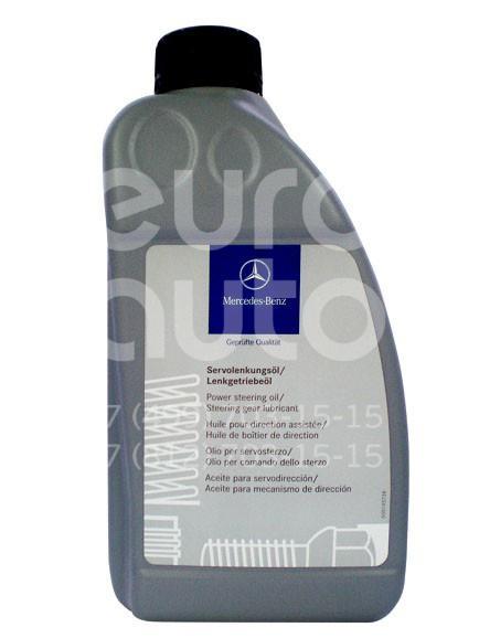 Жидкость гидроусилителя Mercedes Benz 0009898803